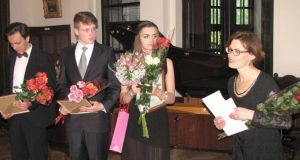 R. Lymano muzikos mokyklos koncertas.