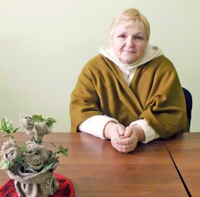 Lukštų kaimo kultūros centro specialistė Gražina Dapkuvienė sakė, kad kultūrinis kaimo gyvenimas labai daug priklauso nuo pačių gyventojų poreikių ir norų. N. Šulcienės nuotr.