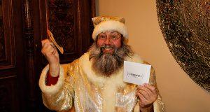 Iš Senelio Kalėdos rezidencijos bus galima išsiųsti atviruką, pažymėtą specialiu spaudu. N. Šulcienės nuotr.