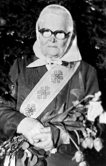 Studentai užrašė šešiolika Emilijos Buckutės- Kubilienės dainų, kai kurias ji atliko tarmiškai.