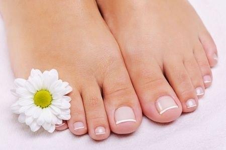 Mikozės pėdų grybelis nagų odos pėda