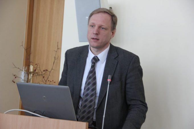 Viceministrui Dariui Urbonui nepavyko sutaikyti konfliktuojančių politikų. A.Minkevičienės nuotr.