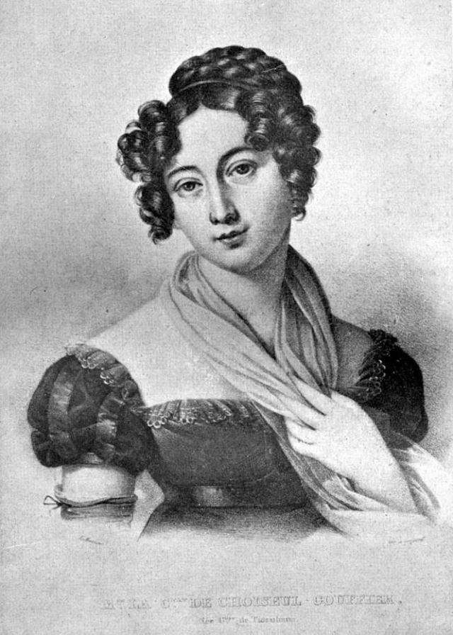 Sofijos Tyzenhauzaitės portretas. Jos bruožai išlikę tik portretuose ir amžininkų aprašymuose.