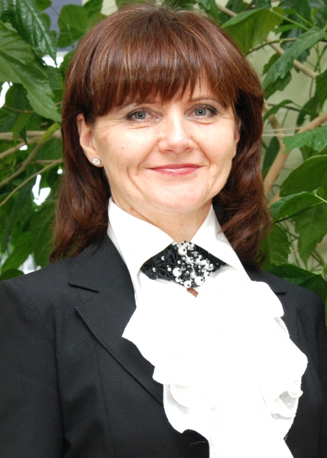Rajono savivaldybės Švietimo skyriaus vyriausioji  specialistė Loreta Grochauskienė.