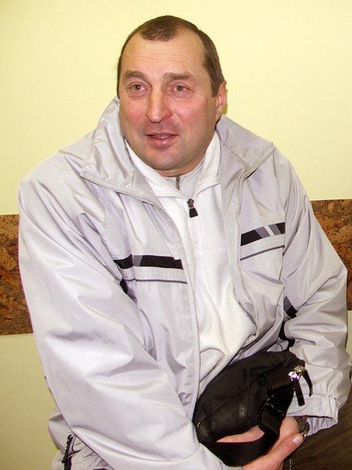Ieškodamas lėšų komandos startui Regionų krepšinio lygoje Gintaras Kravčenka jau pradėjo minti verslininkų ir valdininkų slenksčius. D.Zibolienės nuotr.