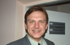 Švietimo skyriaus vedėjas Aurimas LAUŽADIS.