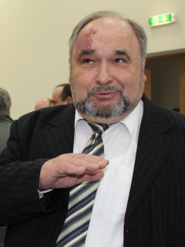 """Alfonsas Vitkus: """"Tarybos posėdžiuose nebesprendžiame esminių problemų.""""  D. Zibolienės nuotr."""