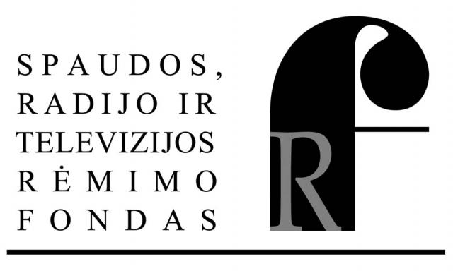 Projekto rėmėjo logotipas.