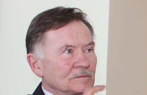 Rajono meras Vytautas Vilys.  D. Zibolienės nuotr.